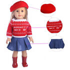 "Doll Clothes Pajames Dress Panty for 18"" American Girl Our Generation My Life"