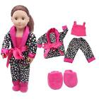 "18"" Doll Clothes Pajames Dress Panty for American Girl Our Generation My Life"