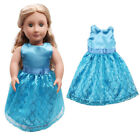 """Doll Clothes Pajames Dress Panty for 18"""" American Girl Our Generation My Life"""