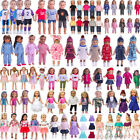 Dolls Bears - Doll Clothes Pajames Dress Panty for 18