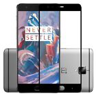 For Oneplus Three 3 / 3T 9H Full Covered Tempered Glass Film Screen Protector