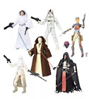 LOOSE - Star Wars Black Series 6inch: Revan, Kenobi, Ahsoka, Sabine, Leia +++ $9.95 USD