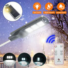 20W 60W LED Waterproof Solar Motion Activated Sensor Wall Street Light Outdoor