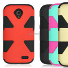 For ZTE Stratos Allstar LTE Z819C Z819L Z818L Dynamic Tuff Impact Phone Case