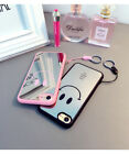 Cell Phone Smile Mirror Shockproof Case Protector Cover For iPhone6 6plus7 7plus