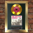 GOLD DISC ROLLING STONES Time on my Side Signed Autograph Mounted Repro #148