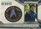 Star Trek Beyond BP7 Chekov Replica Patch Card Starfleet Survival Suit