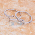 925 Sterling Silver Cupid Arrow Love Angel Wing Shape Couple 9mm Wrap Ring E821