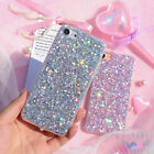 For iPhone XS XR MAX 8 7 Plus Bling Glitter Sparkle Protective Phone Case Cover