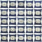 "26 Letter A-Z Home Decor Monogram Sofa Throw PILLOW COVER Cushion Case 18x18"" US"