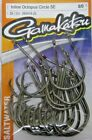 Внешний вид - GAMAKATSU SALTWATER #265 INLINE OCTOPUS CIRCLE SE HOOK VALUE PACK NEW! 8/0 - 4