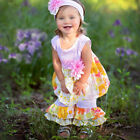 NWT PURRFECT HAUTE BABY Girls Boutique Tunic Set ANNA ELISE 4T