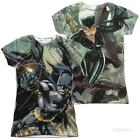 Juniors: Batman- Catch (Front/Back) Apparel Womens Sublimated - Sublimation