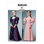 Butterick 6537 Sewing Pattern to MAKE Edwardian Day Skirt & Top Costume Cosplay