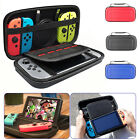 Portable Travel Pouch Carbon Fiber Hard Case Carrying Bag for Nintendo Switch