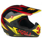 Kali Prana FRP Frame MX Off-Road Helmet Adult Sizes Red