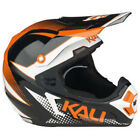 Kali Prana FRP Frame MX Off-Road Helmet Adult Sizes Orange