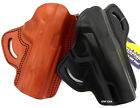 TAGUA BH3 OWB OPEN TOP LEATHER BELT HOLSTER for 5