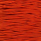 "Elastic Cord 1/16"" Diameter Bungee Stretch String Shock Cord w/ Braided Sleeve"