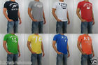 NWT Abercrombie & Fitch A&F 2013 Men 's Muscle Fit Beaver Point Tee T Shirt