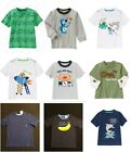 NWT Gymboree Boys Short Sleeve Shirts Sizes 2T 3T 4T & 5T Selection!