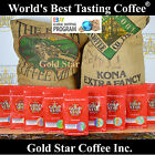 World's Best Coffee - 10 lb Hawaiian Kona - 100% Pure - Worldwide Shipping
