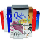 Revlon Charlie Fragrances For Woman Natural Spray EDT Toilette & Eau Fraiche