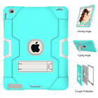 Full Body ShockProof Stand Case Cover for iPad 9.7 Mini 1 2 3 4 Air 1st Pro -15