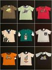 NWT Gymboree Boys Shirts Size 3-6 M Only Selection!