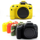 Camera Protective Silicone Soft Cover Case Skin Bag Armor for Canon EOS 77D 800D
