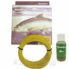 *NEW* Snowbee XS Neutral Density ND Weight Forward WF Trout Fly Fishing Line