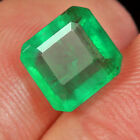 2.5CT 100% Natural Museum Grade Green Emerald Collection QMD3307