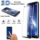 Gorilla 3D Full Cover Tempered Glass Screen Protector For Samsung S9 & S9 Plus