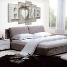 5PCS Huge Modern Canvas Print Pictures Painting Art Home Wall Decor Craft Gift