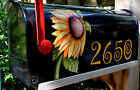 Mailbox Magnet Partial Cover Door Sunflower Blk Mail Box Personalized  Car