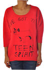 5 Preview - Topwear-Sweatshirts - Frau - Rot - 951418C184434