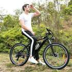 25 inch Wheel Aluminum Alloy Frame Mountain Bike Cycling Bicycle Lithium Battery
