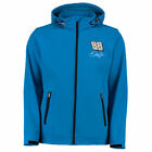 Dale Earnhardt Jr. Soft Shell Jet Dry Jacket - Blue