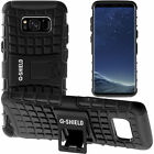 G-Shield® Shockproof Heavy Duty Armour Stand Case Cover For Samsung Galaxy S8