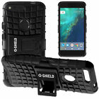 G-Shield® Shockproof Heavy Duty Hard Armour Stand Case Cover For Google Pixel XL