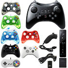 USB Wired PC Gaming controllers WII U Pro Nunchuck SNES UK