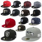 New Era Cap 59Fifty Yankees Chicago Bulls Oakland Raiders Seattle Seahawks UVM