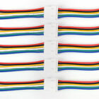 5 sets Micro JST 1.25mm 2-Pin to 6-Pin Connector plug with Wire Cables