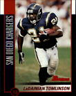 LaDainian Tomlinson Cards Chargers Jets - Various Years and Brands - You Choose $0.99 USD on eBay