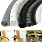 1M 8mm Wire Spiral Wrap Sleeving Band Tube Cable Protector Line Management