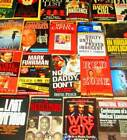 TRUE CRIME Lot of 20 ANN RULE, CRIME, GREED, MURDER & DEATH/ KILLER