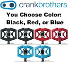 Внешний вид - Crank Brothers Double Shot 1 Clipless & Platform Bike MTB Pedals Asst Colors