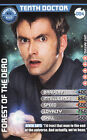 Dr Who Monster Invasion Test Set Trading Cards Pick From List Commons