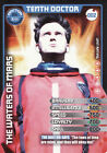 Dr Who Monster Invasion Test Set Trading Cards Pick From List Commons & Rares