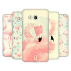HEAD CASE DESIGNS FAB FLAMINGO HARD BACK CASE FOR HTC PHONES 1